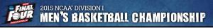 Final Four Championship banner