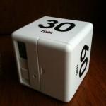 Datexx cube timer