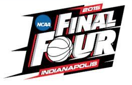 Final Four logo for the NCAA 2015 Tournament