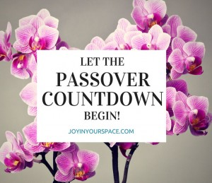 Passover Countdown Image